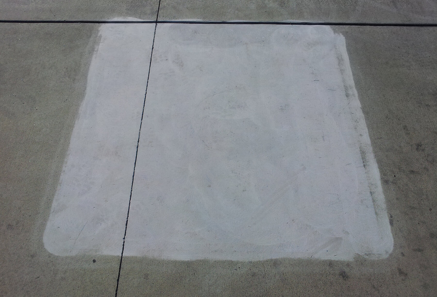 line marking paint removal